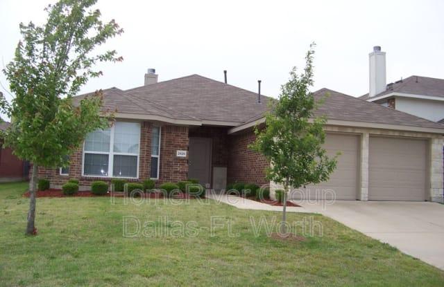 2825 Turtle Dove Ln - 2825 Turtle Dove Lane, Mesquite, TX 75181