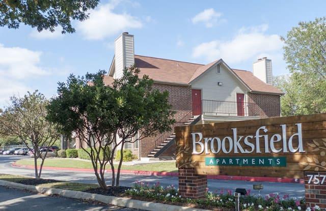 Brooksfield Apartments - 7577 Old Corpus Christi Road, San Antonio, TX 78223