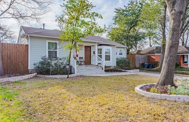 8787 Rexfordd Drive - 8787 Rexford Drive, Dallas, TX 75209