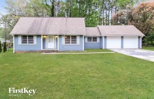 188 Prince Anthony Drive Northwest - 188 Prince Anthony Drive Northwest, Gwinnett County, GA 30044