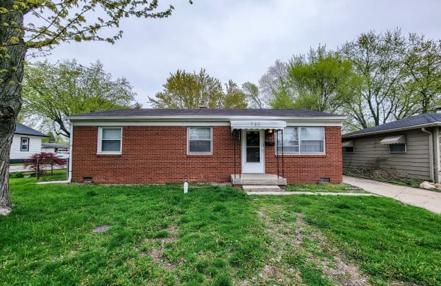 735 S Bosart Ave - 735 South Bosart Avenue, Indianapolis, IN 46203