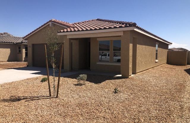1071 W PALO VERDE Avenue - 1071 Palo Verde Avenue, Coolidge, AZ 85128
