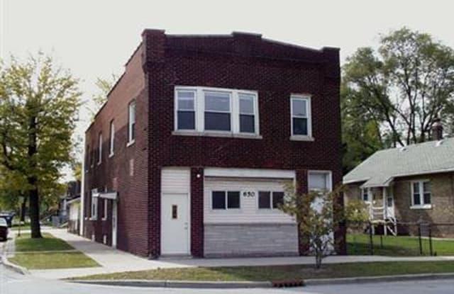 650 Conkey Street - 2F - 650 Conkey Street, Hammond, IN 46324