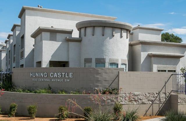 Huning Castle - 1500 Central Ave SW, Albuquerque, NM 87104
