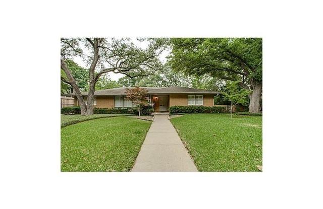 3843 Fairfax Avenue - 3843 Fairfax Ave, Dallas, TX 75209