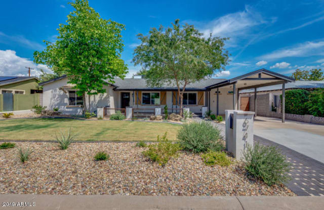 6741 N 10TH Street - 6741 North 10th Place, Phoenix, AZ 85014