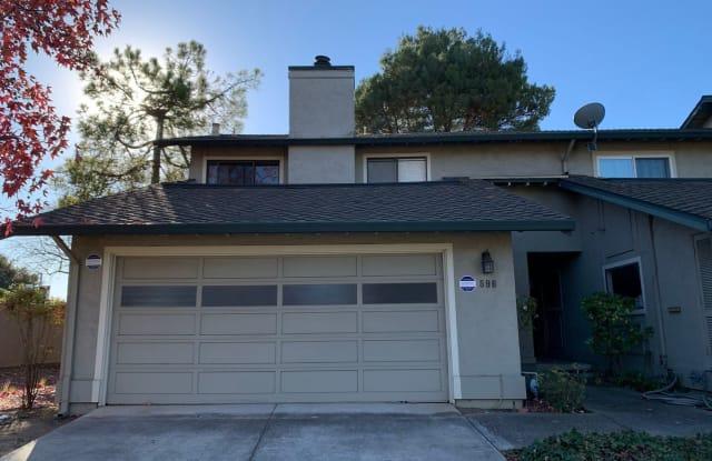 596 Manet Terrace - 596 Manet Terrace, Sunnyvale, CA 94087