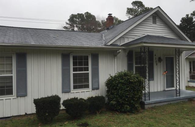 4359 Old Poole Road - 4359 Old Poole Road, Wake County, NC 27610