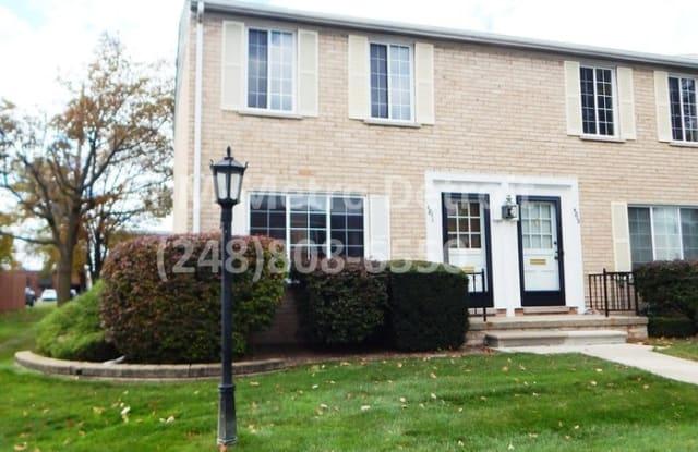 4811 Mansfield Avenue - 4811 Mansfield Avenue, Royal Oak, MI 48073