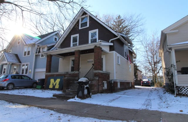 812 Sybil St - 812 Sybil Street, Ann Arbor, MI 48104