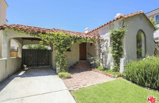 459 S Almont Dr - 459 South Almont Drive, Beverly Hills, CA 90211