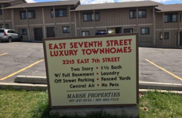 2215 E 7th 4 - 2215 East 7th Street, Casper, WY 82609