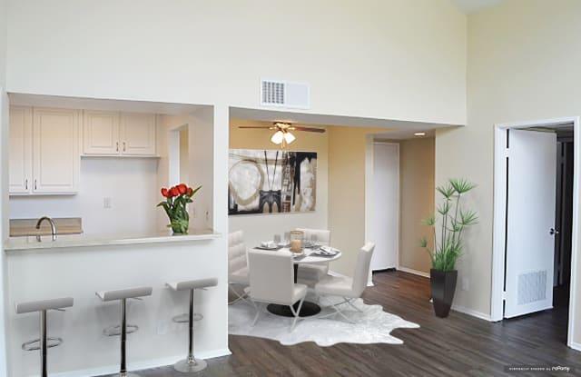 Burbank Village Apartments - 12244 Burbank Boulevard, Los Angeles, CA 91607