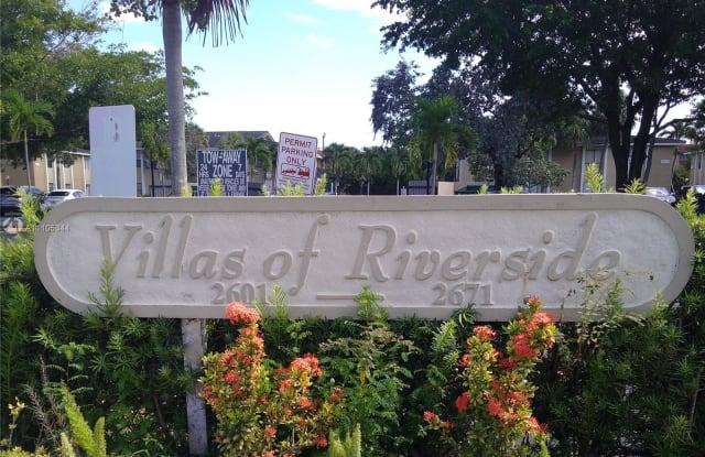 2651 Riverside Dr - 2651 Riverside Drive, Coral Springs, FL 33065