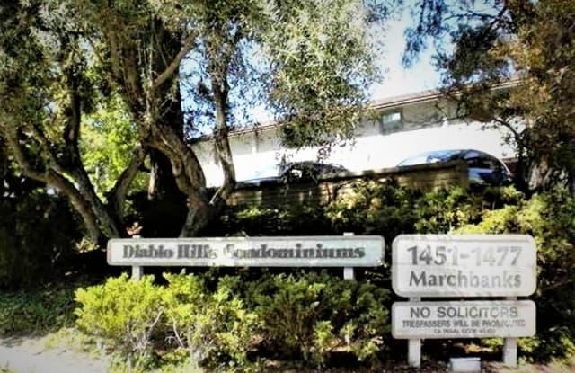 1467 Marchbanks Dr - 1467 Marchbanks Drive, Walnut Creek, CA 94598