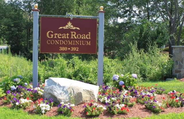 390 Great Road - 390 Great Rd, Acton, MA 01720