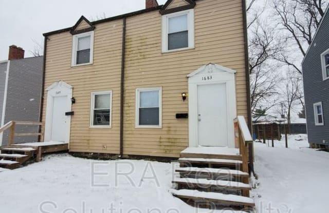 1683 E Whittier St - 1683 Whittier Street, Columbus, OH 43206