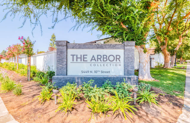 Arbor Collection - 5449 N 10th St, Fresno, CA 93710