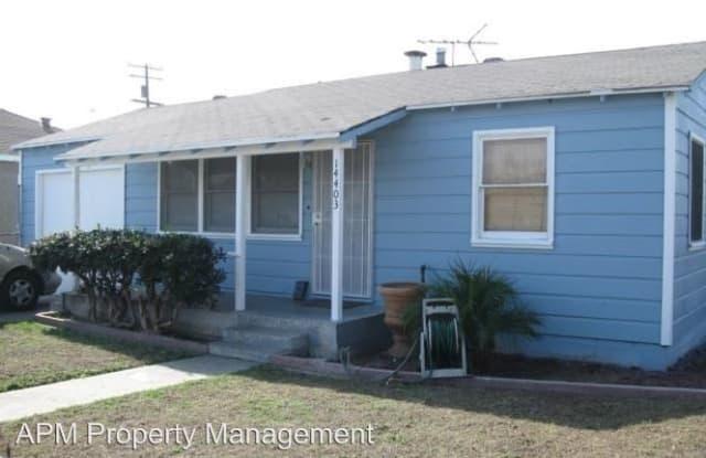 14403 Arlee Avenue - 14403 Arlee Ave, Norwalk, CA 90650