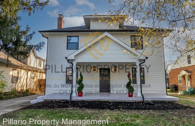 325 W 44th St. - 325 West 44th Street, Indianapolis, IN 46208