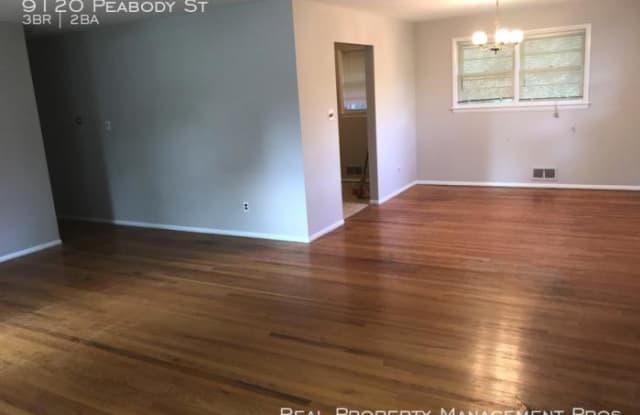 9120 Peabody St - 9120 Peabody Street, Manassas, VA 20110