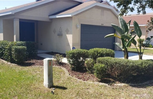 11438 BAY GARDENS LOOP - 11438 Bay Gardens Loop, Riverview, FL 33569