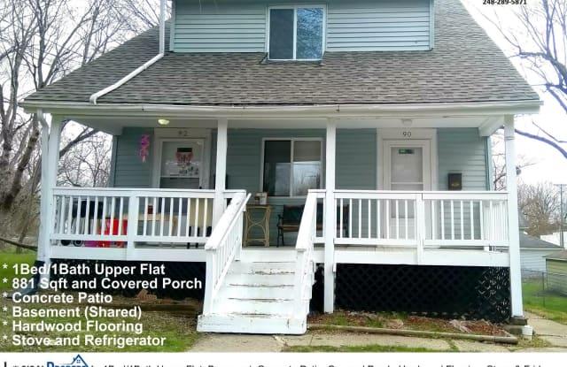 90 Pingree Ave - 90 Pingree Avenue, Pontiac, MI 48342