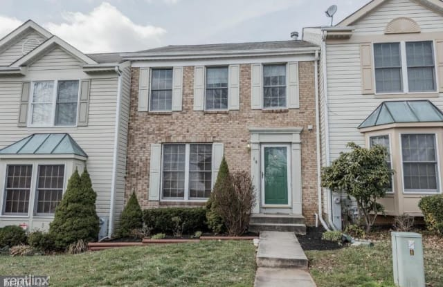 10 overmill CT - 10 Overmill Court, Baltimore County, MD 21117