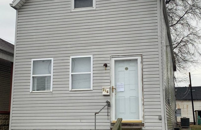 316 N Ninth Avenue - 316 North 9th Avenue, Evansville, IN 47712