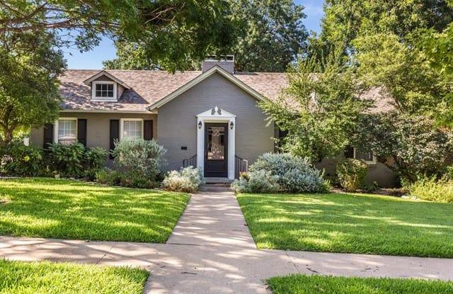 4201 Pershing Avenue - 4201 Pershing Avenue, Fort Worth, TX 76107