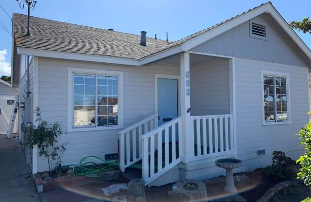 698 Hamilton - 698 Hamilton Avenue, Seaside, CA 93955