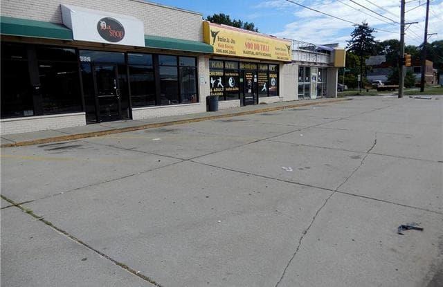 4859 E 9 MILE Road - 4859 East 9 Mile Road, Warren, MI 48091