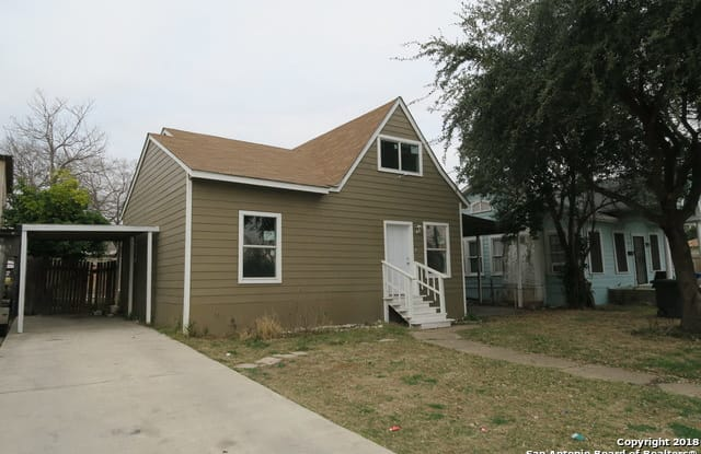 1043 E HIGHLAND BLVD - 1043 East Highland Boulevard, San Antonio, TX 78210