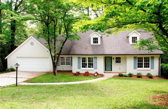 795 Spalding Drive - 795 Spalding Drive Northeast, Sandy Springs, GA 30328