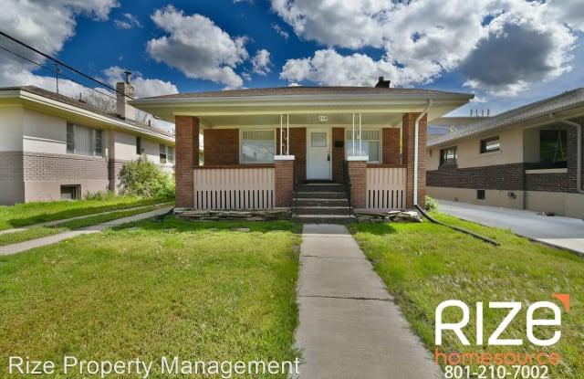 654 Redondo Ave - 654 Redondo Avenue, Salt Lake City, UT 84106