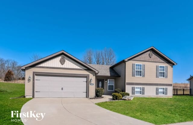 1604 Spring Mill Drive - 1604 Spring Mill Drive, Wentzville, MO 63385