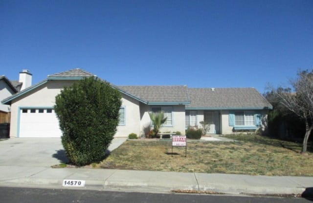 14570 Owens River Rd. - 14570 Owens River Road, Victorville, CA 92392