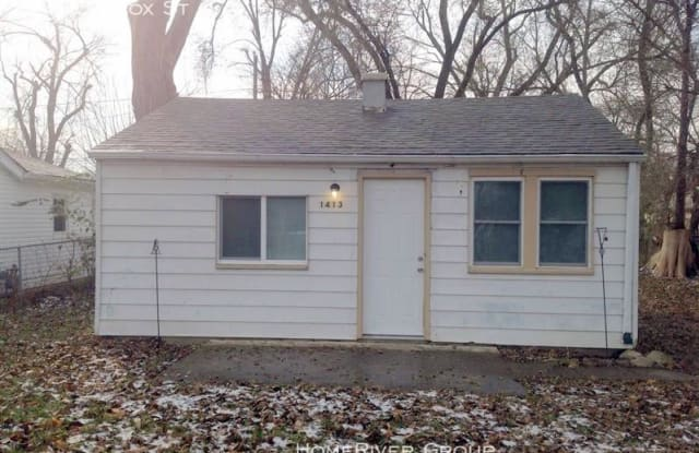 1413 Knox St - 1413 Knox Street, Indianapolis, IN 46227
