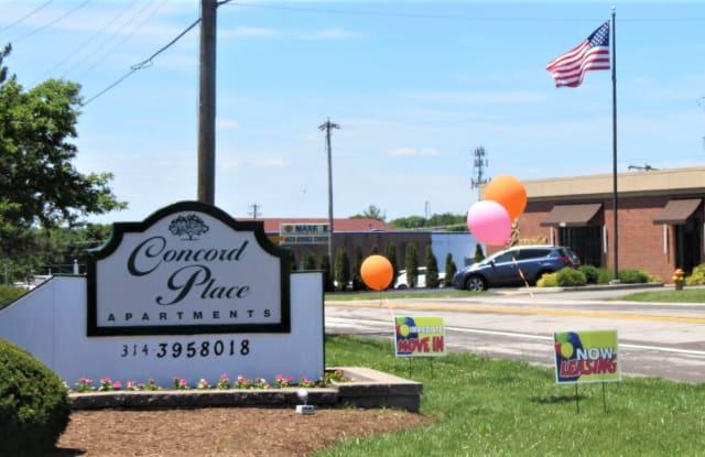 11550 Concord Village Ave.C - 11550 Concord Village Avenue, Concord, MO 63128
