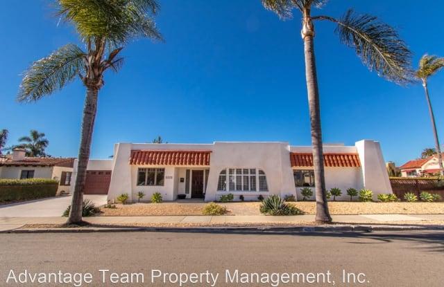 4280 Trias St - 4280 Trias Street, San Diego, CA 92103