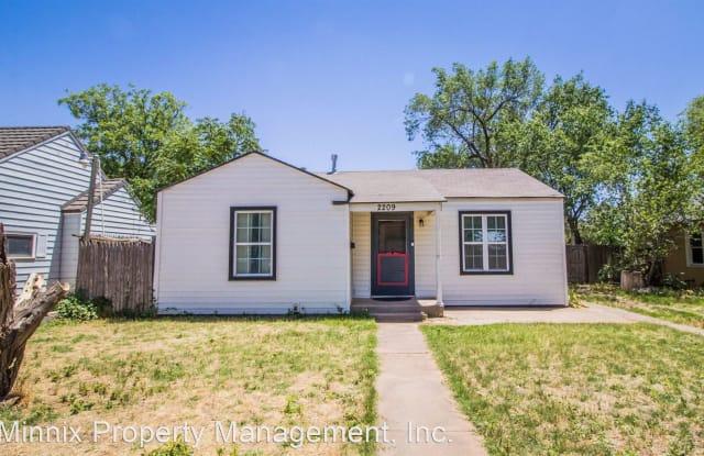 2209 25th St. - 2209 25th Street, Lubbock, TX 79411