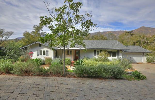 740 Arcady Rd - 740 Arcady Road, Montecito, CA 93108
