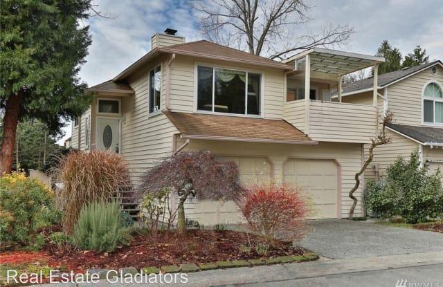 6121 115th Pl SE #1 - 6121 115th Place Southeast, Bellevue, WA 98006
