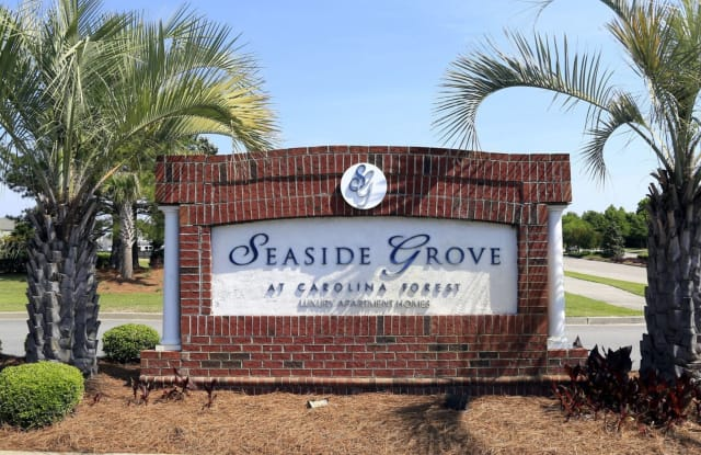 Seaside Grove - 101 Augusta Plantation Dr, Myrtle Beach, SC 29579