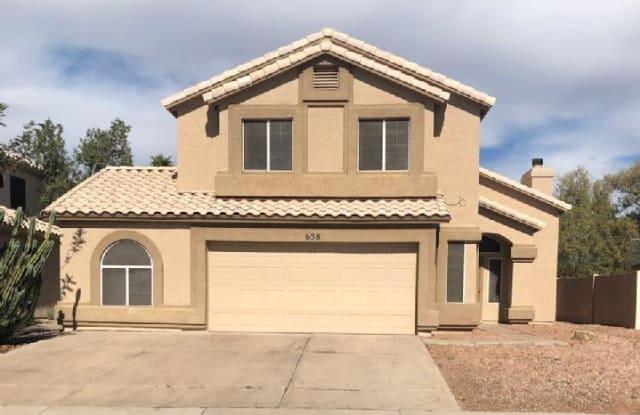 638 W Sereno Drive - 638 West Sereno Drive, Gilbert, AZ 85233