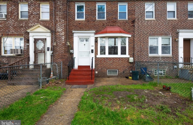 339 S 27TH STREET - 339 South 27th Street, Camden, NJ 08105