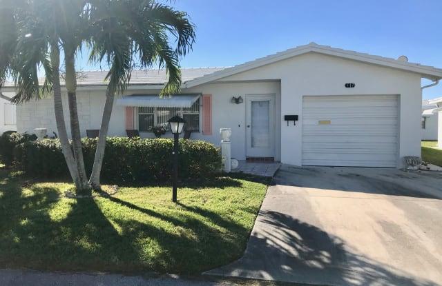 517 Southwest 19th Street - 517 Southwest 19th Street, Boynton Beach, FL 33426