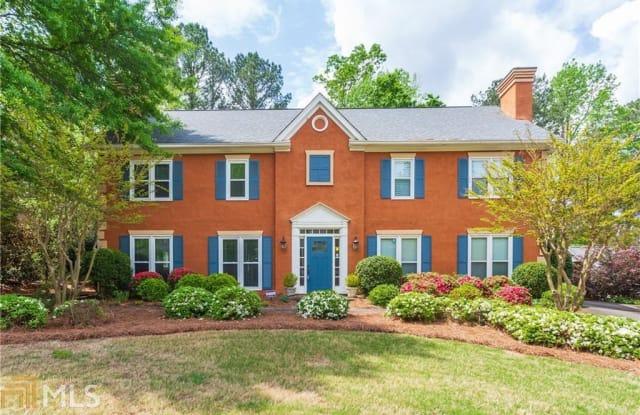 8898 Carroll Manor Dr - 8898 Carroll Manor Drive, Sandy Springs, GA 30350