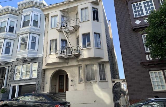1427 Clay Street - 1 - 1427 Clay Street, San Francisco, CA 94109
