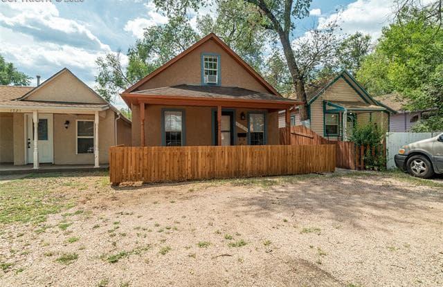 1723 W Vermijo Avenue - 1723 West Vermijo Avenue, Colorado Springs, CO 80904